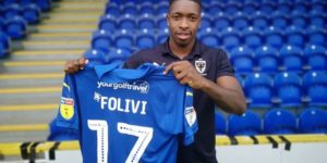 Ghanaian youngster Michael Folivi joins AFC Wimbledon on loan