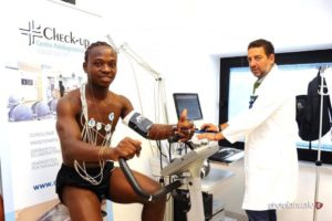 Moses Odjer ready to begin pre-season with U.S Salernitana after undergoing successful medical