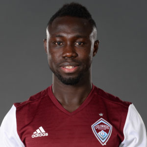 Ghana's Nana Boateng mutually part ways with MLS side Colorado Rapids