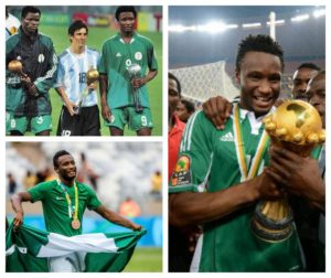 OFFICIAL: Nigeria captain Mikel Obi retire from international football