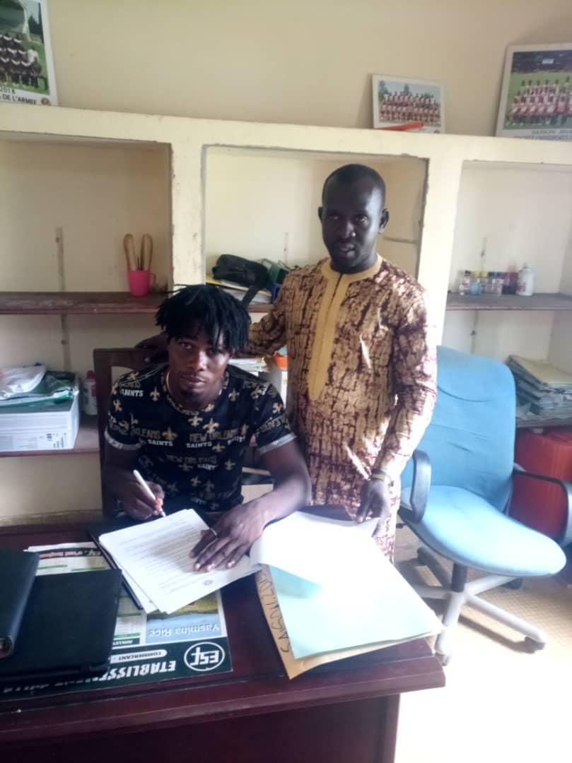 Ghanaian internationals Opoku Nyamfah and Maxwell Frimpong join Ivorian side Societe Omnisports