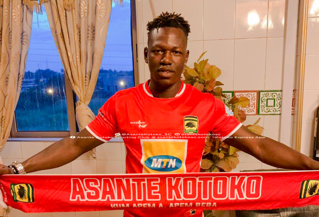 Am excited to be here – Richard Arthur after joining Kotoko