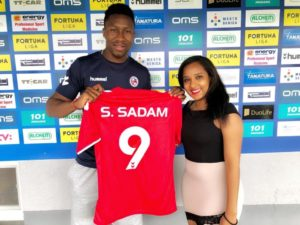 Ghana Striker Sadam Sulley Secures Permanent Move To Slovakian Side FK Senica
