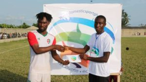 REVEALED: Kotoko sign pre-contract agreement for the transfer of Solomon Sarfo Taylor