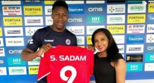 Slovakian side FK Senica sign Ghanaian youngster Sulley Sadam