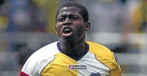 OFFICIAL: Former Hearts poster boy Torric Jebrin completes move to TP Mazembe
