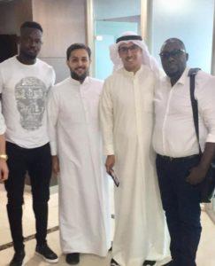 EXCLUSIVE: Former Hearts defender Vincent Atinga signs for Al Qadsiya in Kuwait