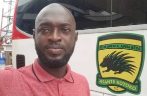 BREAKING NEWS: Kotoko name Kennedy Boakye-Ansah as new club Communications Director