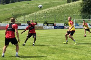 Ghanaian prodigy Kelvin Ofori undergoing trial at Fortuna Düsseldorf