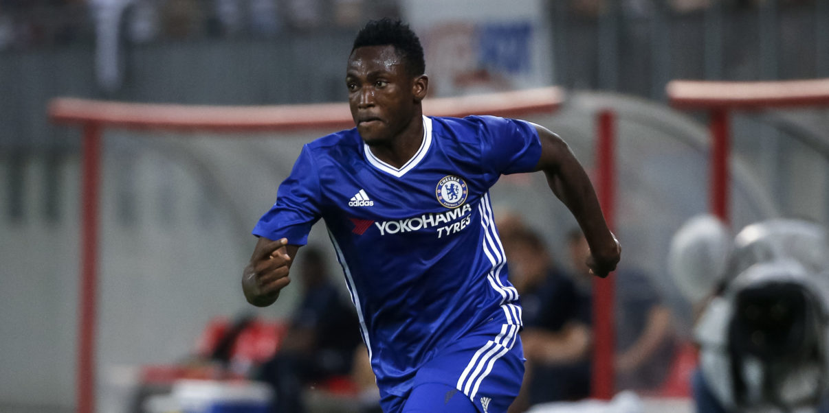 EXCLUSIVE: Ghana international Baba Rahman to leave Chelsea this summer