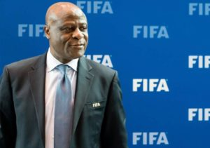 DR Congo FA boss Constant Omari named as new CAF 1st vice president