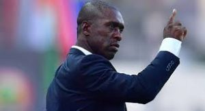 Cameroon coach Clarence Seedorf faces uncertain future after Afcon exit