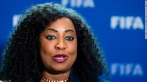 Former Fifa boss Sepp Blatter labels Samoura's Caf move 'colonialist'