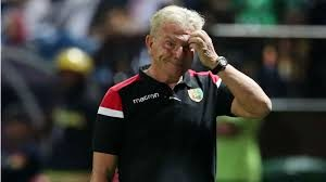 """2019 Africa Cup of Nations: Guinea part ways with Paul Put due to """"poor results"""""""