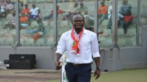 Coach C.K Akonnor set to reject Asante Kotoko's Technical Director role