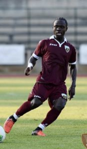 I would like to stay here - Salernitana's Moses Odjer