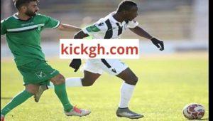 Asante Kotoko complete transfer of Mudasiru Salifu