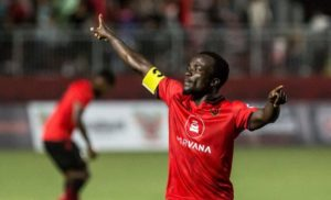 Ghana international Solomon Asante adjudged USL player for the month of June