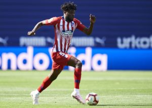 Atletico Madrid midfielder Thomas Partey eyes Leganes scalp on Sunday
