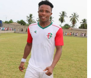 Diawise Taylor snubs Kotoko for Hungarian side.