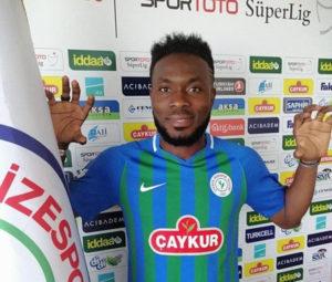 VIDEO: Ghanaian defender Joseph Attamah delighted with Rizespor debut win over Sivasspor
