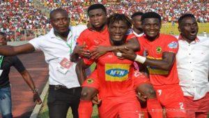 CAF Champions League: Kotoko players receive $1000 each as winning bonus after Kano Pillars victory
