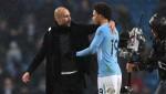Pep Guardiola Hints That Bayern Munich Interest Has Stalled Leroy Sane Contract Talks
