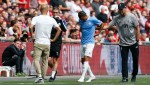 Leroy Sane 'Fine' Following Injury Scare Amid Talk of Agreed Contract With Bayern Munich