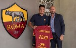 Under signs new Roma contract