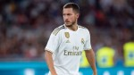 Hazard to miss Madrid opener with injury
