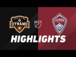 Houston Dynamo vs. Colorado Rapids | HIGHLIGHTS - August 17, 2019