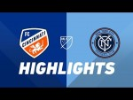 FC Cincinnati vs. NYCFC | HIGHLIGHTS - August 17, 2019