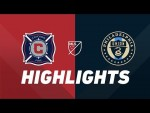 Chicago Fire vs. Philadelphia Union | HIGHLIGHTS - August 17, 2019