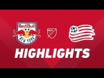 New York Red Bulls vs. New England Revolution | HIGHLIGHTS - August 17, 2019