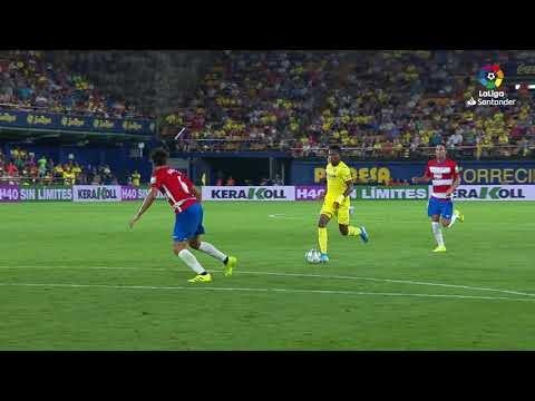 Highlights Villarreal CF vs Granada CF (4-4)
