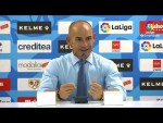 Rueda de prensa de  Paco Jémez tras el Rayo Vallecano vs CD Mirandés (2-2)
