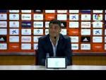 Rueda de prensa de Pedro Emanuel tras el UD Almería vs Albacete BP (3-0)