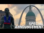Special MLS Soccer Announcement in St. Louis