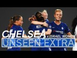 Eriksson screamer💥 Ingle's cheeky chip | Chelsea FC Women 3-1 Israel Women | Unseen Extra