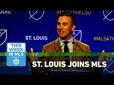 """MLS in St. Louis """"is surreal"""" according to Taylor Twellman"""