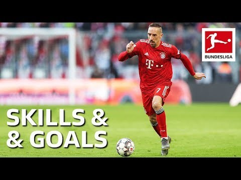 Franck Ribery - Magical Skills & Goals