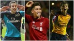 Liverpool v Arsenal: Which players have had biggest impact in last 15 years?