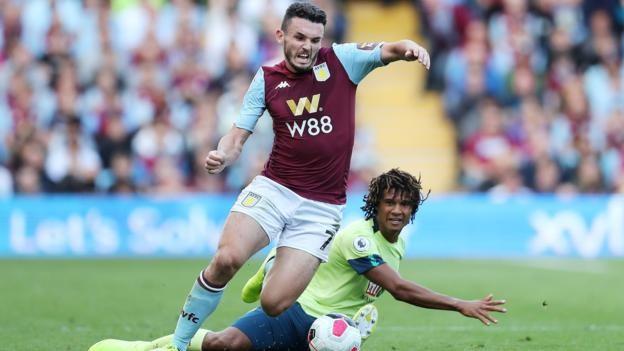 Aston Villa v Everton
