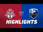 Toronto FC vs. Montreal Impact | HIGHLIGHTS - August 24, 2019