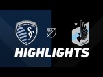 Sporting Kansas City vs. Minnesota United FC | HIGHLIGHTS - August 22, 2019