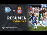 Resumen de Deportivo Alavés vs RCD Espanyol (0-0)