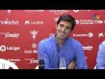 Rueda de prensa de Andoni Iraola tras el CD Mirandés vs Cádiz CF (1-2)