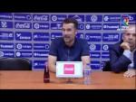 Rueda de prensa de Aritz López Garai tras el CD Tenerife vs CD Numancia (3-2)