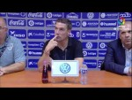 Rueda de prensa de  Luis Carrión tras el CD Tenerife vs CD Numancia (3-2)