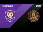Orlando City SC vs. Atlanta United FC | HIGHLIGHTS - August 23, 2019